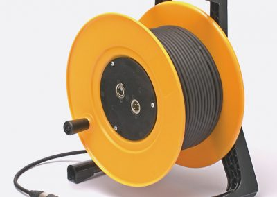 CABLE DRUM – DUCT RODS- CABLES ROLLERS-